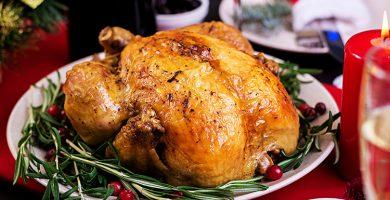 pollo asado en olla express