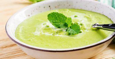 Receta puré de verduras en olla express