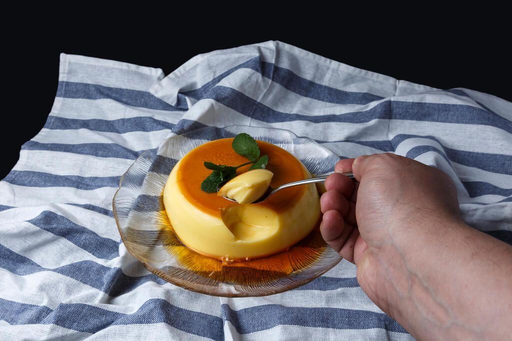 Tiempo de cocción flan de huevo en olla rápida