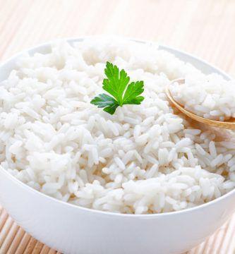 arroz en olla express