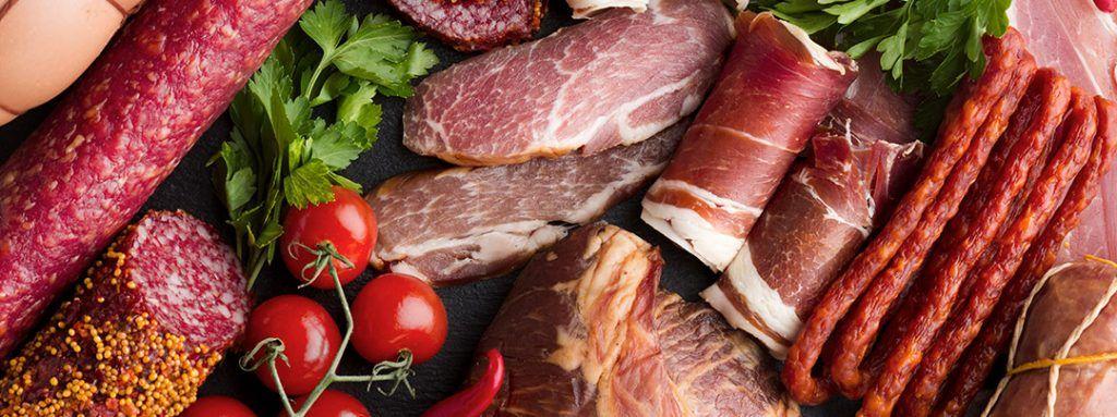 carnes crudas