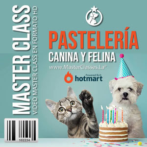 curso pasteleria canina